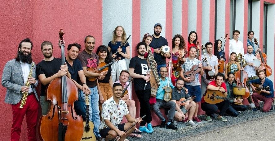 Bridges-Kammerorchester im Gallus Theater am 19.10.2021