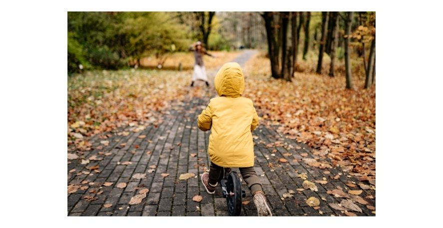 Laufrad für 18-monatiges Kind in Rebstock gesucht!